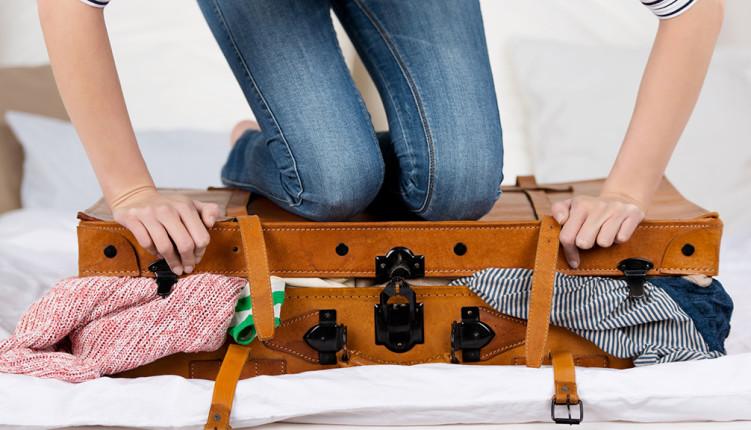 8 trucos infalibles para hacer tu maleta - Webvillas, alquiler en Jávea