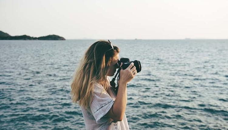 Como hacer las fotos espectaculares en tus vacaciones